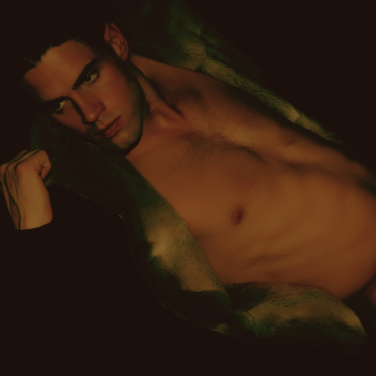 CHAD WHITE NUDE by JOSEPH LALLY11
