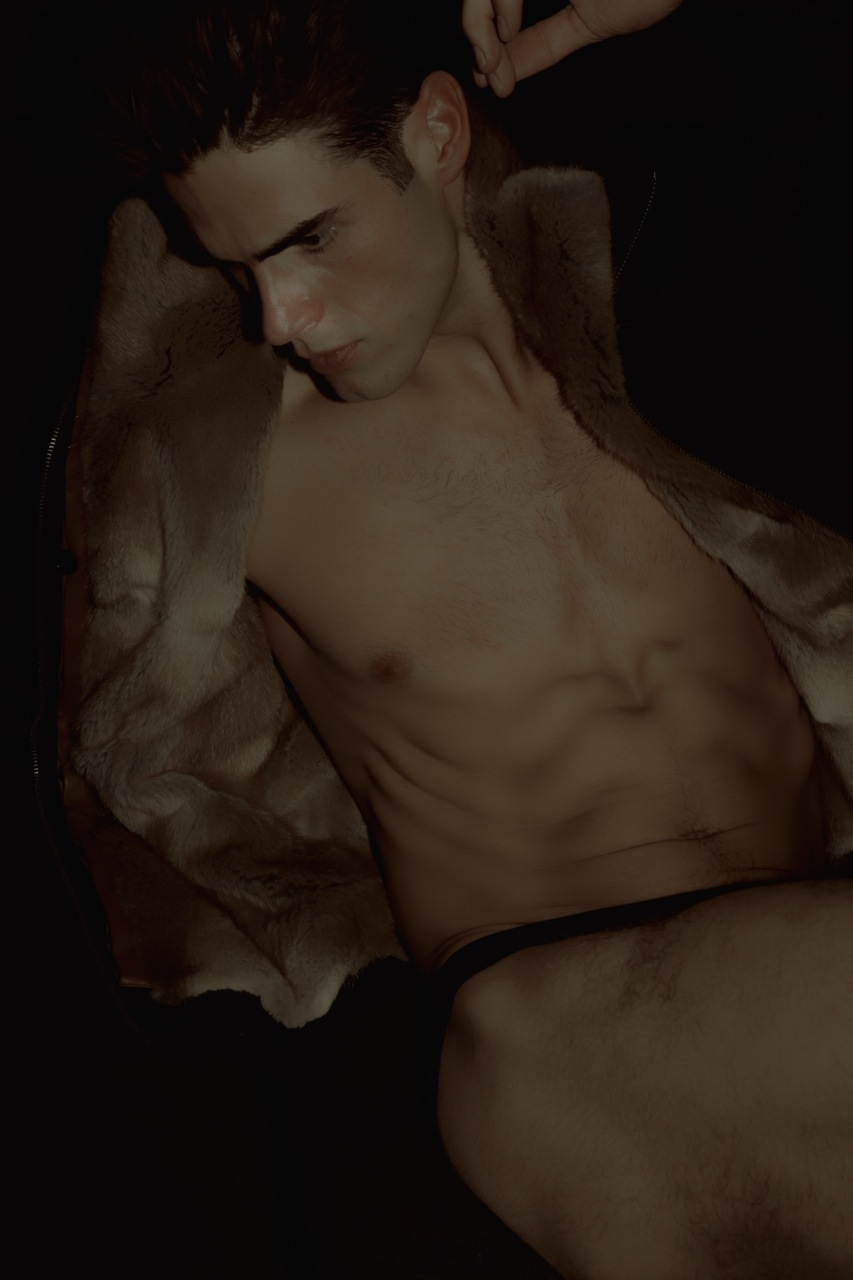 CHAD WHITE NUDE by JOSEPH LALLY12