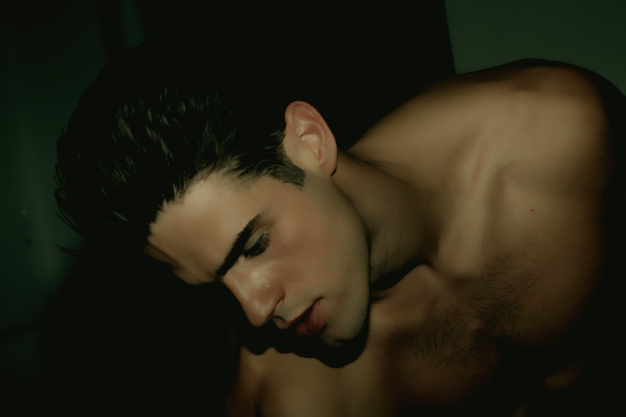 CHAD WHITE NUDE by JOSEPH LALLY14