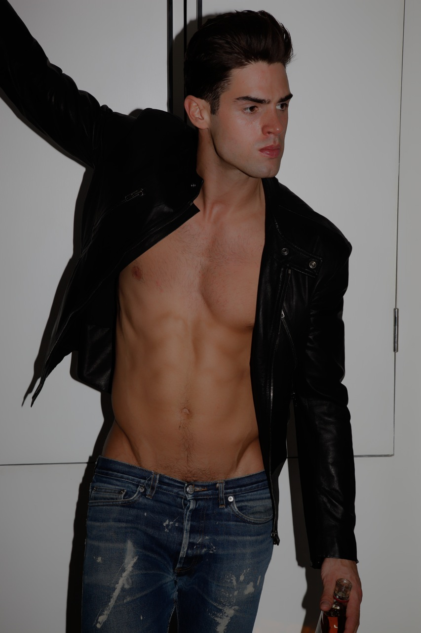 CHAD WHITE NUDE by JOSEPH LALLY16