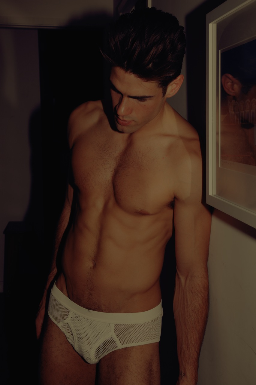 CHAD WHITE NUDE by JOSEPH LALLY3