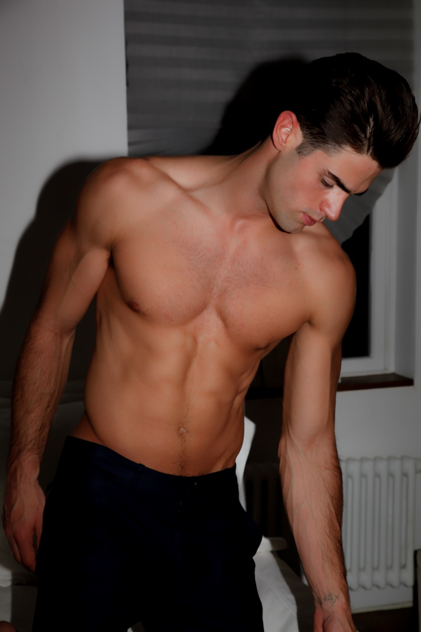 CHAD WHITE NUDE by JOSEPH LALLY5
