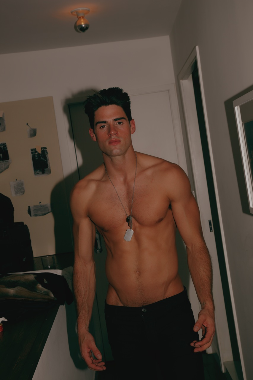 CHAD WHITE NUDE by JOSEPH LALLY8