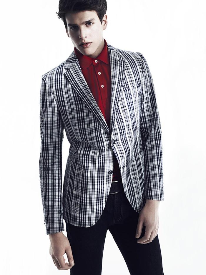 Sarar Interview Spring/Summer 2014 - Fashionably Male