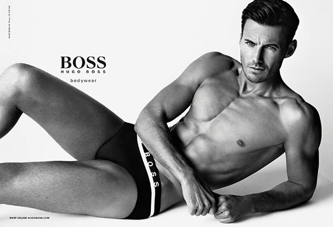 Hugo Boss Underwear S/S 2014 Ph: Alasdair McLellan Styling: Alister Mackie