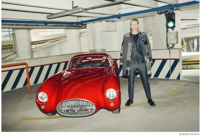 Bergdorf Goodman Highlights Fall 2014 Menswear Collections