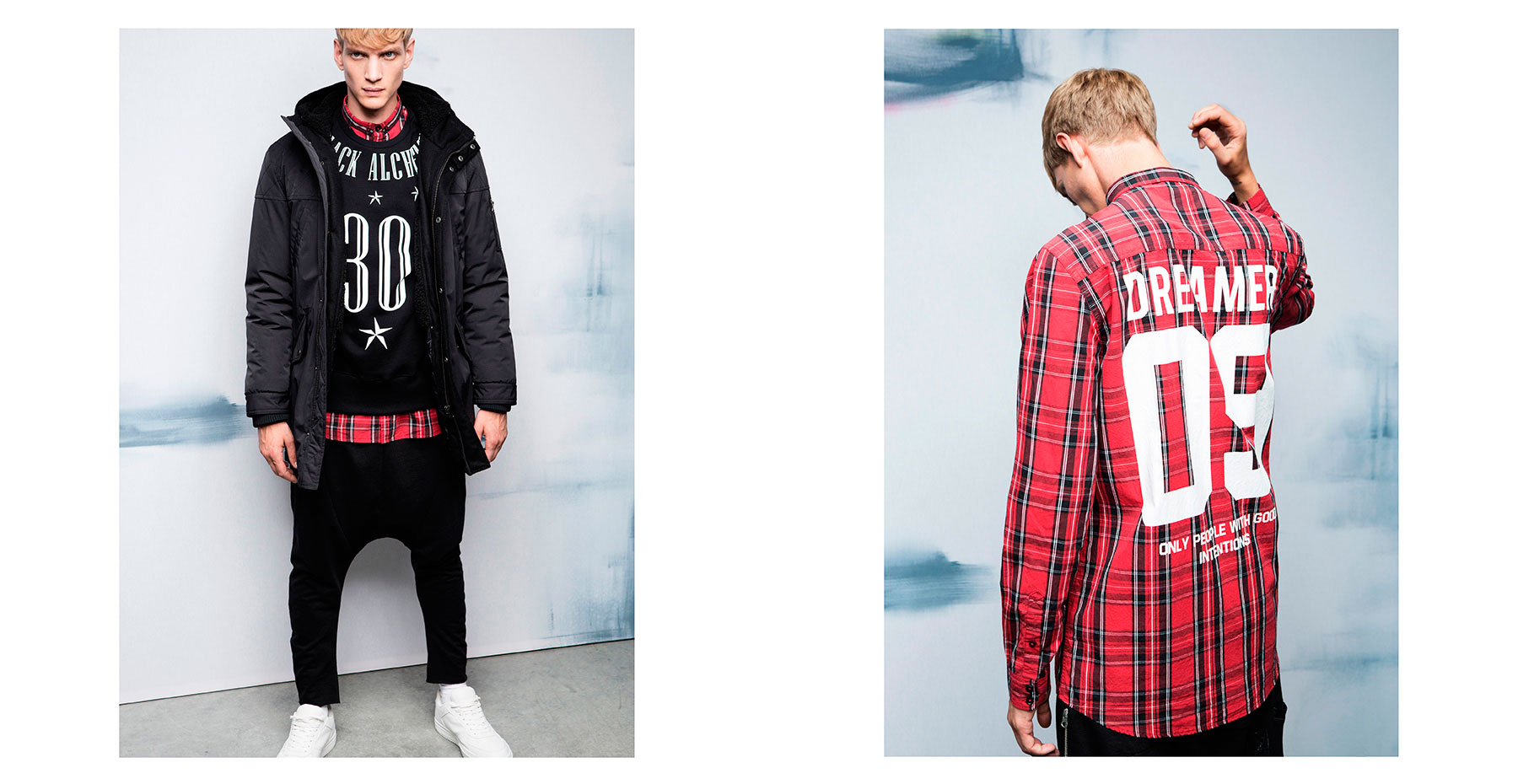 Bershka [LOOKBOOK] Men September 14