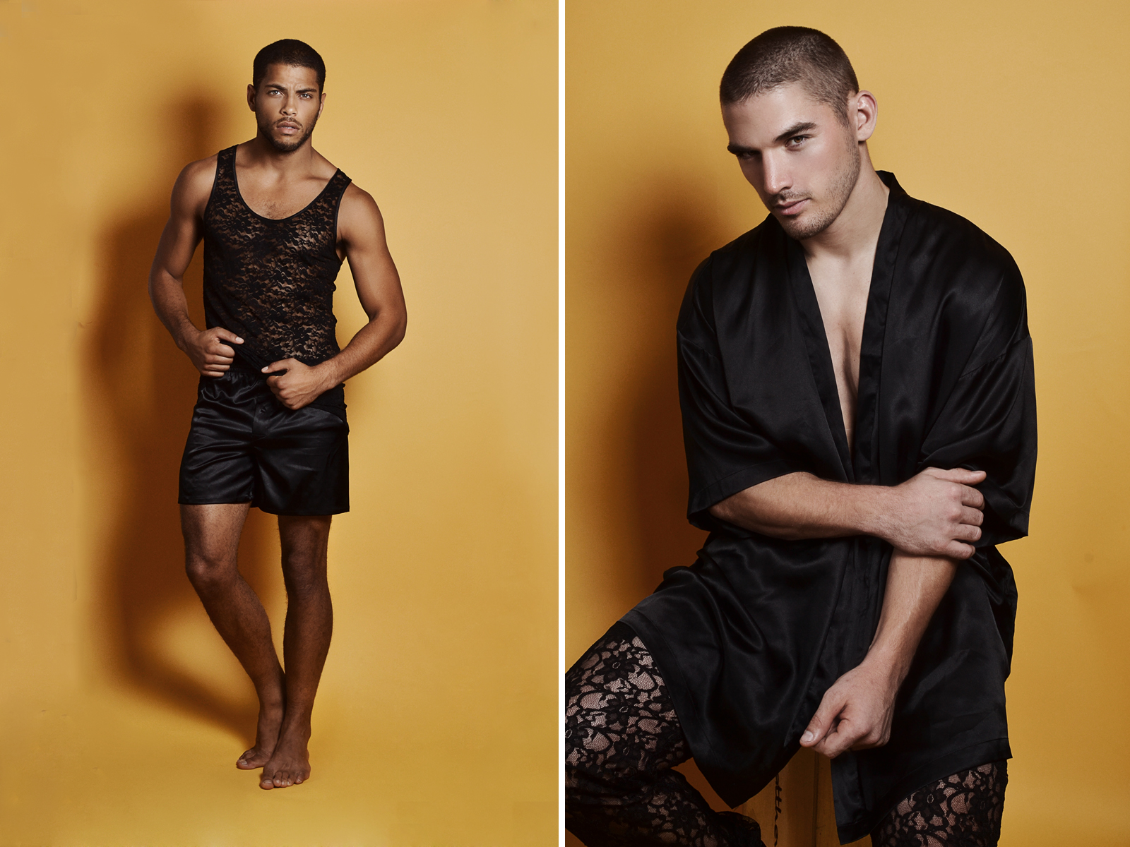 Isha Blaaker and Kerry Degman by Deon Jackson