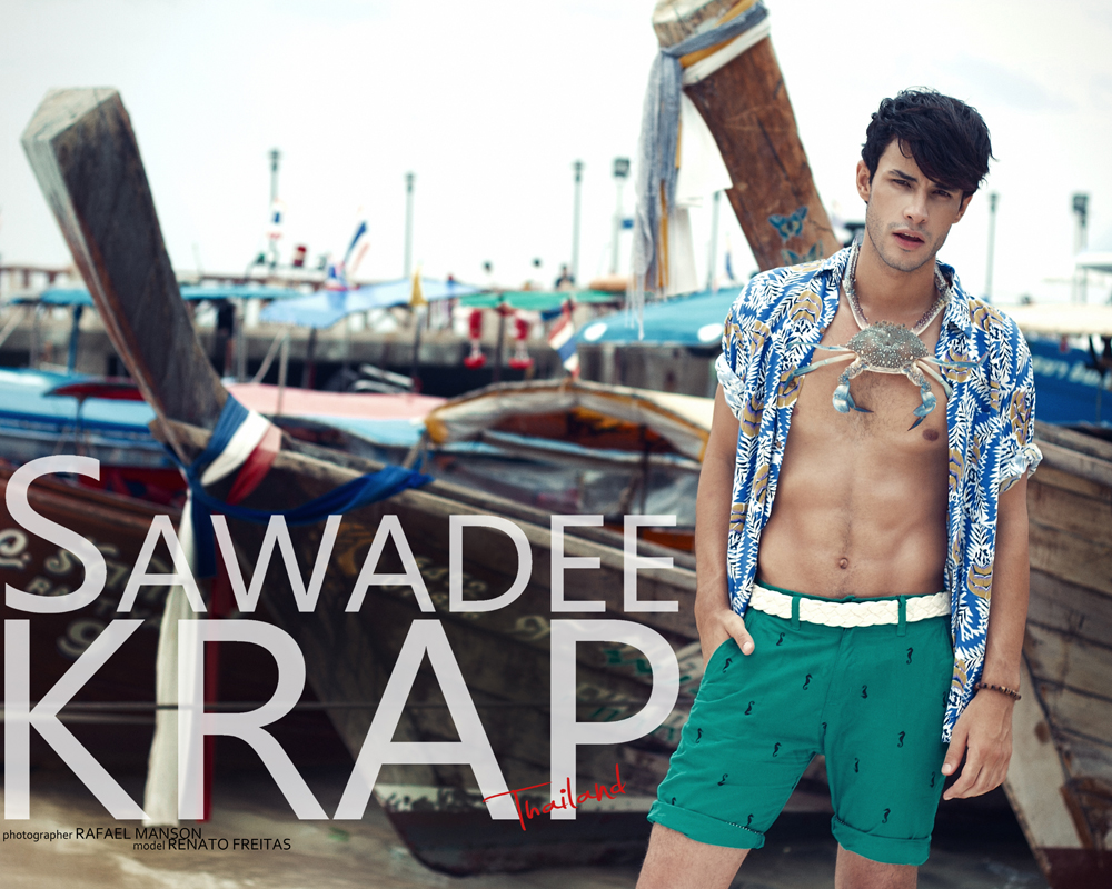 SAWADEE KRAP | Renato Freitas by Rafael Manson