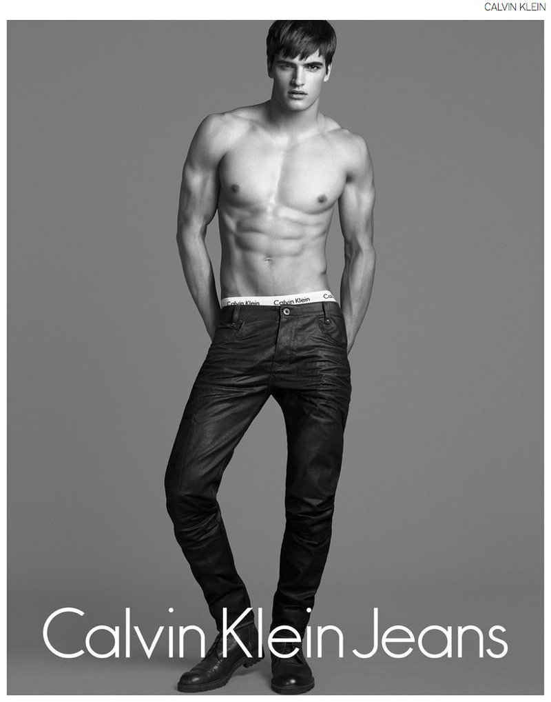 Calvin Klein Jeans Fall/Winter 2014