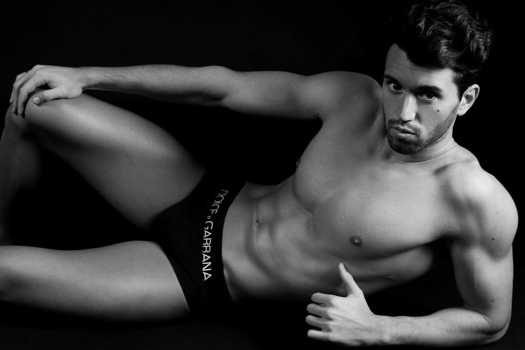 Meet Pietro Tagliaferri shot by Alisson Marques