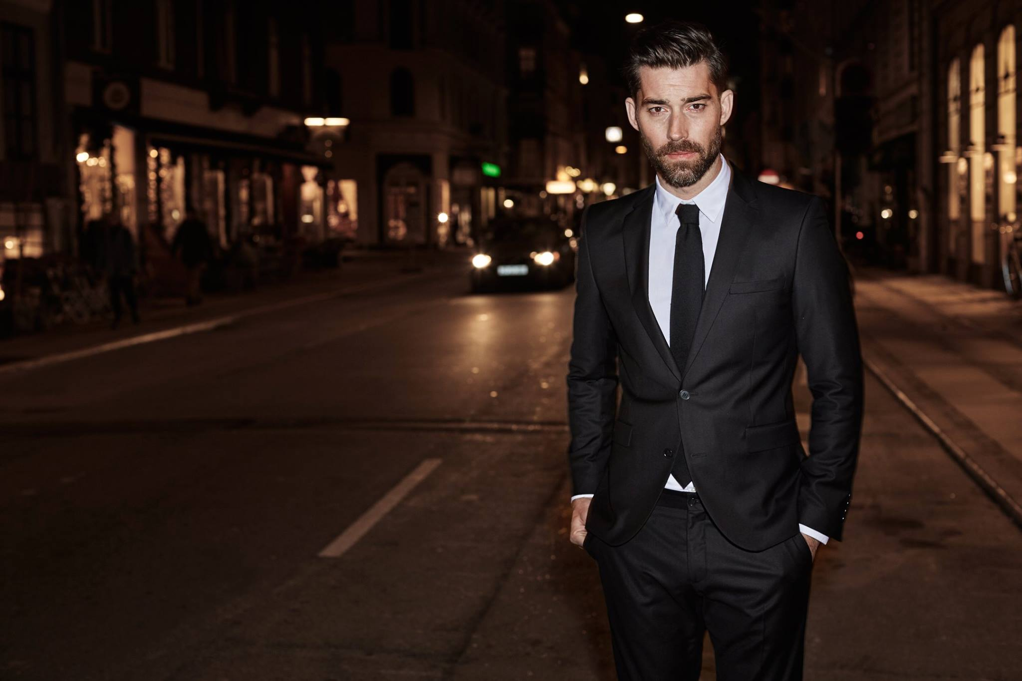 As the New Year approaches, so does the new you. We can't promise you'll stick to that gym renewal or throw that bag of sweets away, but what we can do is help you find yourself through your suit. We've come up with five different suit men worth identifying with to take you into 2015 as the styled, new man you're meant to be. SHOP ►► bit.ly/SUITS-NEW-YEAR