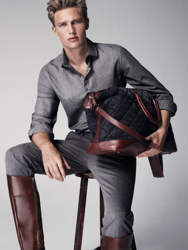 Massimo Dutti Fall/Winter 2014-2015 Collection