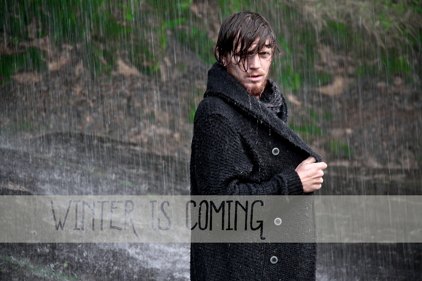 """Winter is coming"" by Pascual Ibañez"