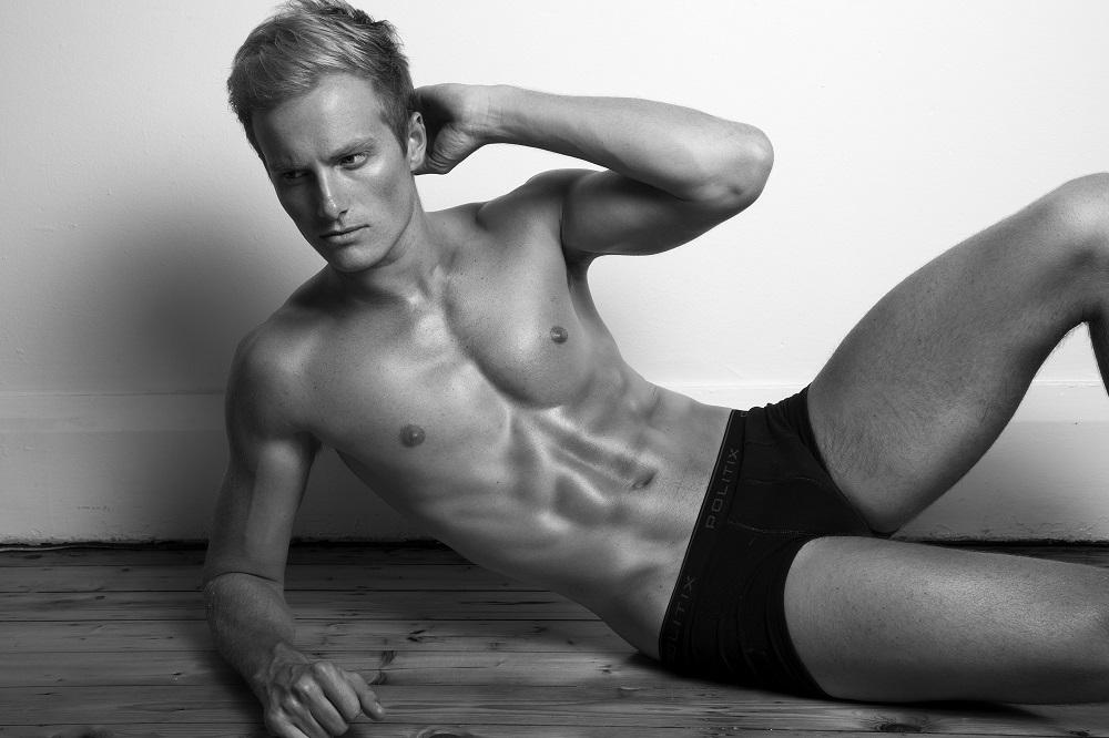 Fashionably Male presents Kristian Crowe by Carlos Fernandes