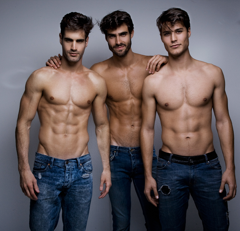 Spanish sensation Emilio Flores, Juan Betancourt & Pedro Smith for New York Rats