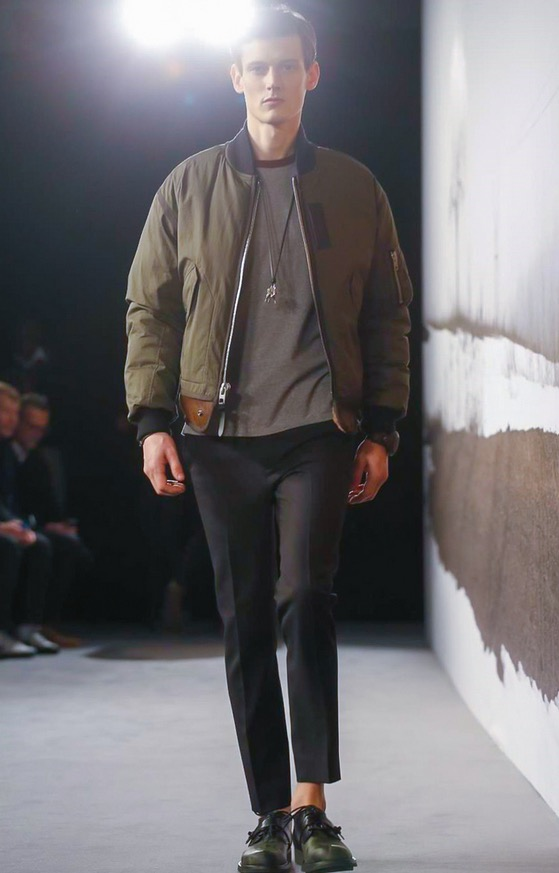 COACH Men Fall/Winter 2015 London