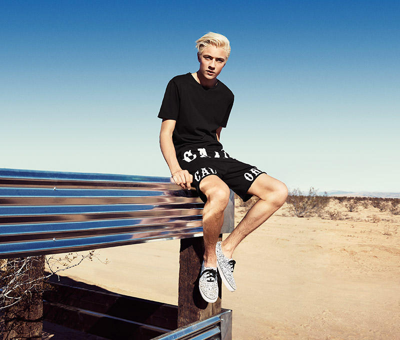 H&M announced its first ever festival collaboration with the Coachella Valley Music & Arts Festival. H&M continues their sixth year as a sponsor of the festival by taking their partnership to the next level and creating a first of its kind officially branded collection. The partnership extends beyond the collection, a portion of the official festival merchandise sold will be provided by H&M. The H&M loves Coachella collection will be available on hm.com and in approximately 350 stores in North America beginning on March 19th and worldwide on March 26th.