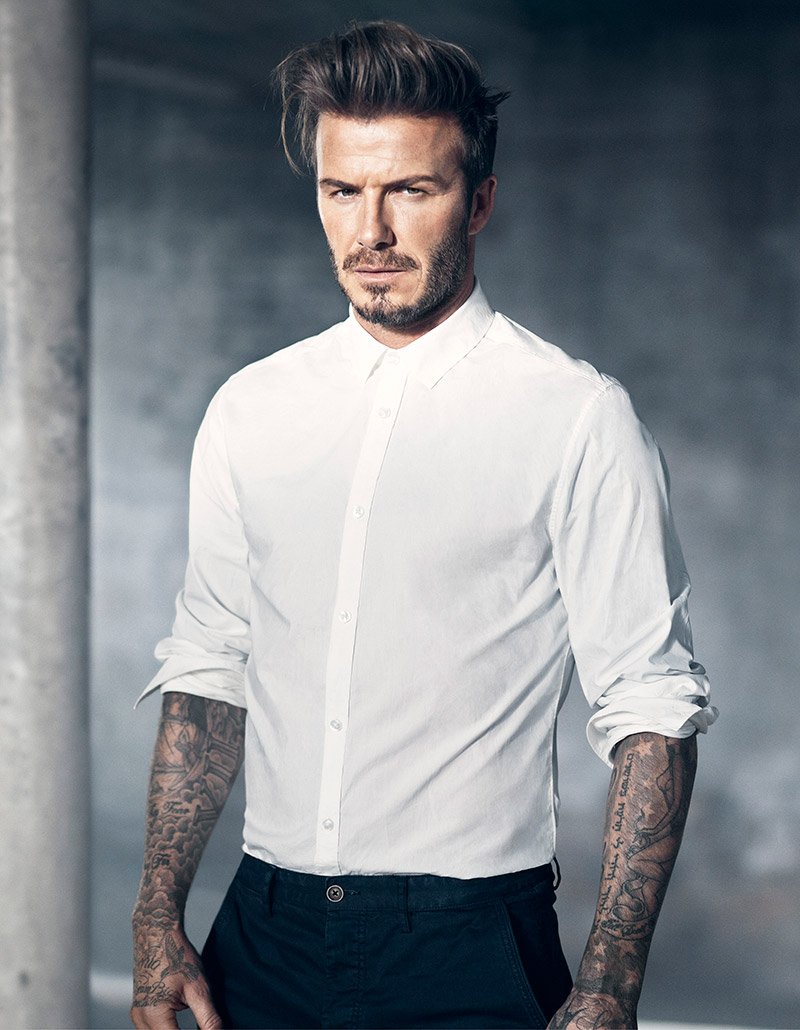 "For Spring 2015, David Beckham has chosen his favourite menswear pieces from the Modern Essentials collection at H&M, to create Modern Essentials selected by David Beckham. This new collaboration is a natural evolution of David's relationship with H&M, following the unprecedented success of David Beckham Bodywear. The collaboration is celebrated with a campaign shot by the famous film director Marc Forster. ""I am thrilled to continue and extend my collaboration with H&M by selecting my favourite pieces from this spring's Modern Essentials collection. Each piece is a new wardrobe classic that will update every man's spring wardrobe with great style. Marc Forster is one of my favourite directors – I can't wait to reveal the new campaign with H&M."" – says David Beckham. Modern Essentials selected by David Beckham focuses on the important key pieces of the season, each updating a men's classic in fresh fabrics, colours and fits for spring 2015. Key pieces include a linen bomber jacket; a white chalk-washed denim jacket; a car coat; a sharp linen blazer; a city-slick polo shirt and the perfect poplin white shirt. Shop H&M ""Modern Essentials"" collection HERE!"