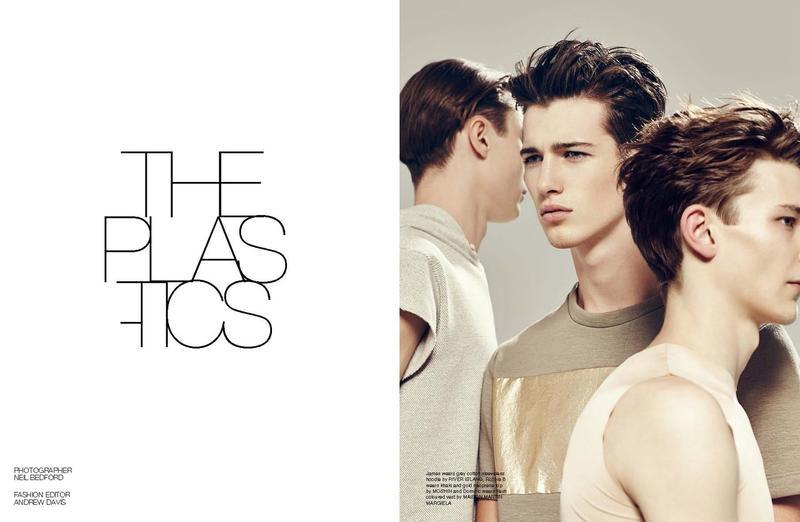 The Plastics for Rollacoaster Magazine
