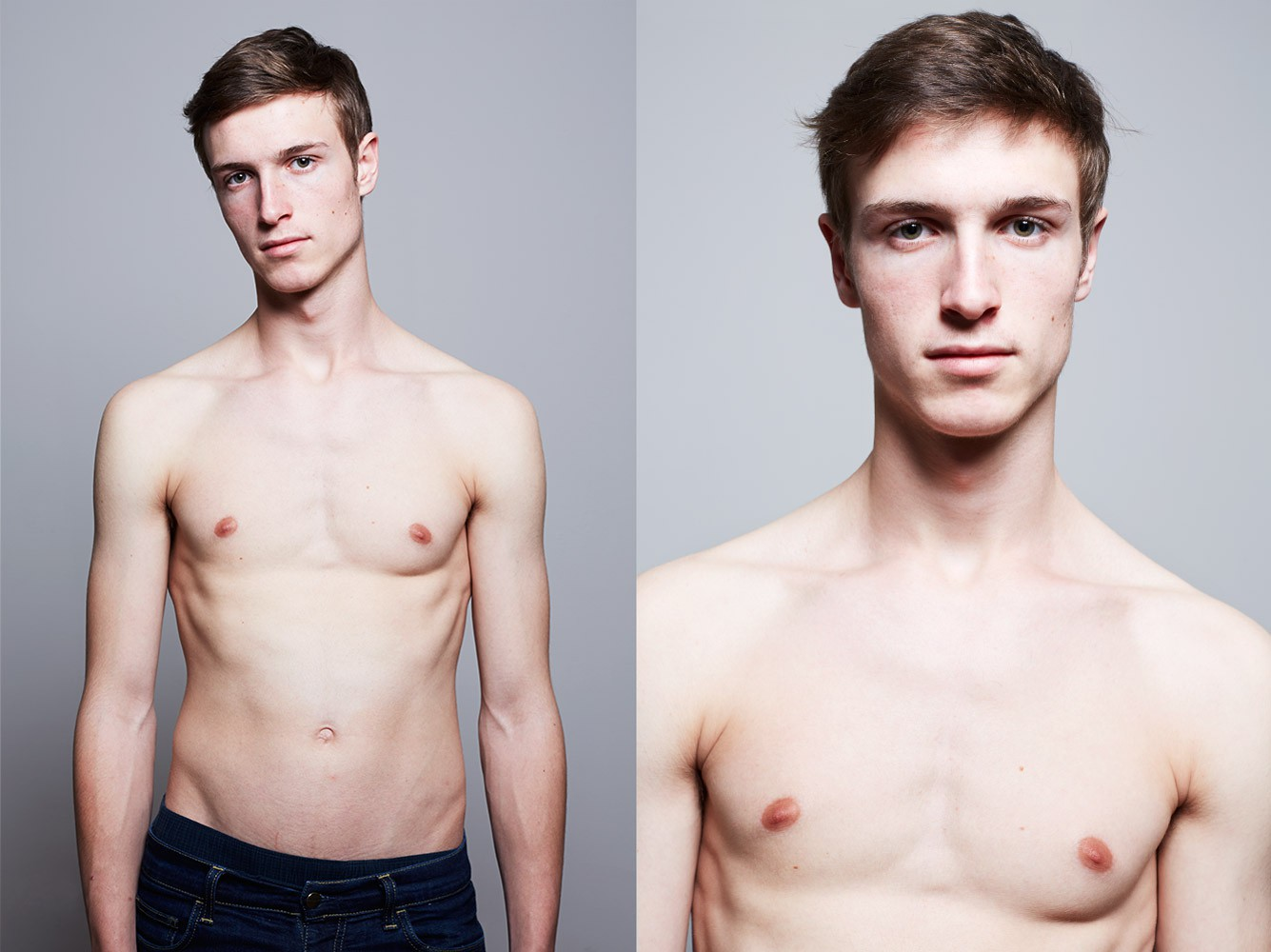 Fresh face on the board of Tomorrow Is Another Day Agency presents Egon van Praet, beautiful face and toned body. All the exact measurements to hit the road.