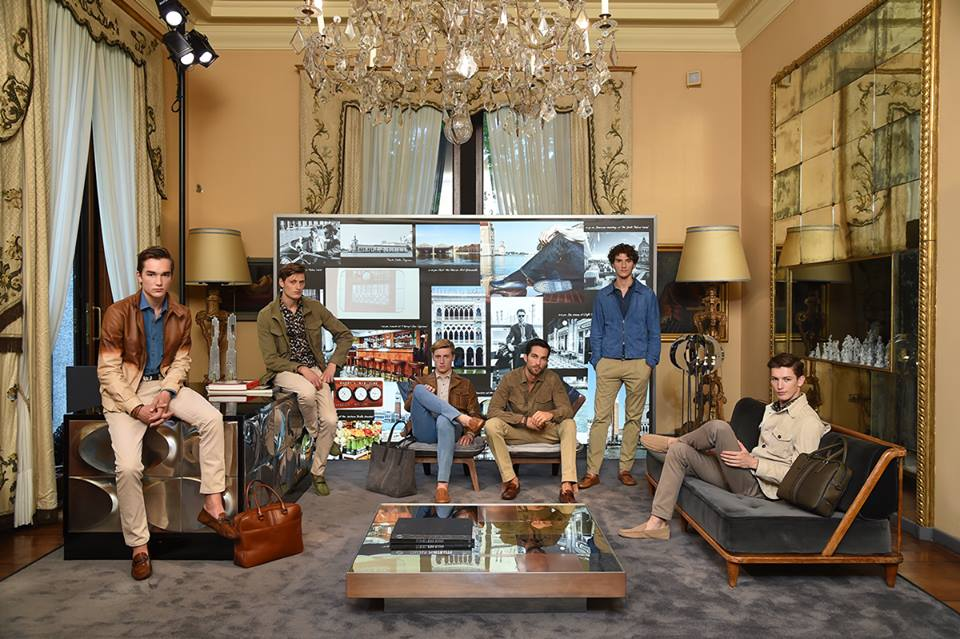 Tod's Men's Spring Summer 2016 Collection