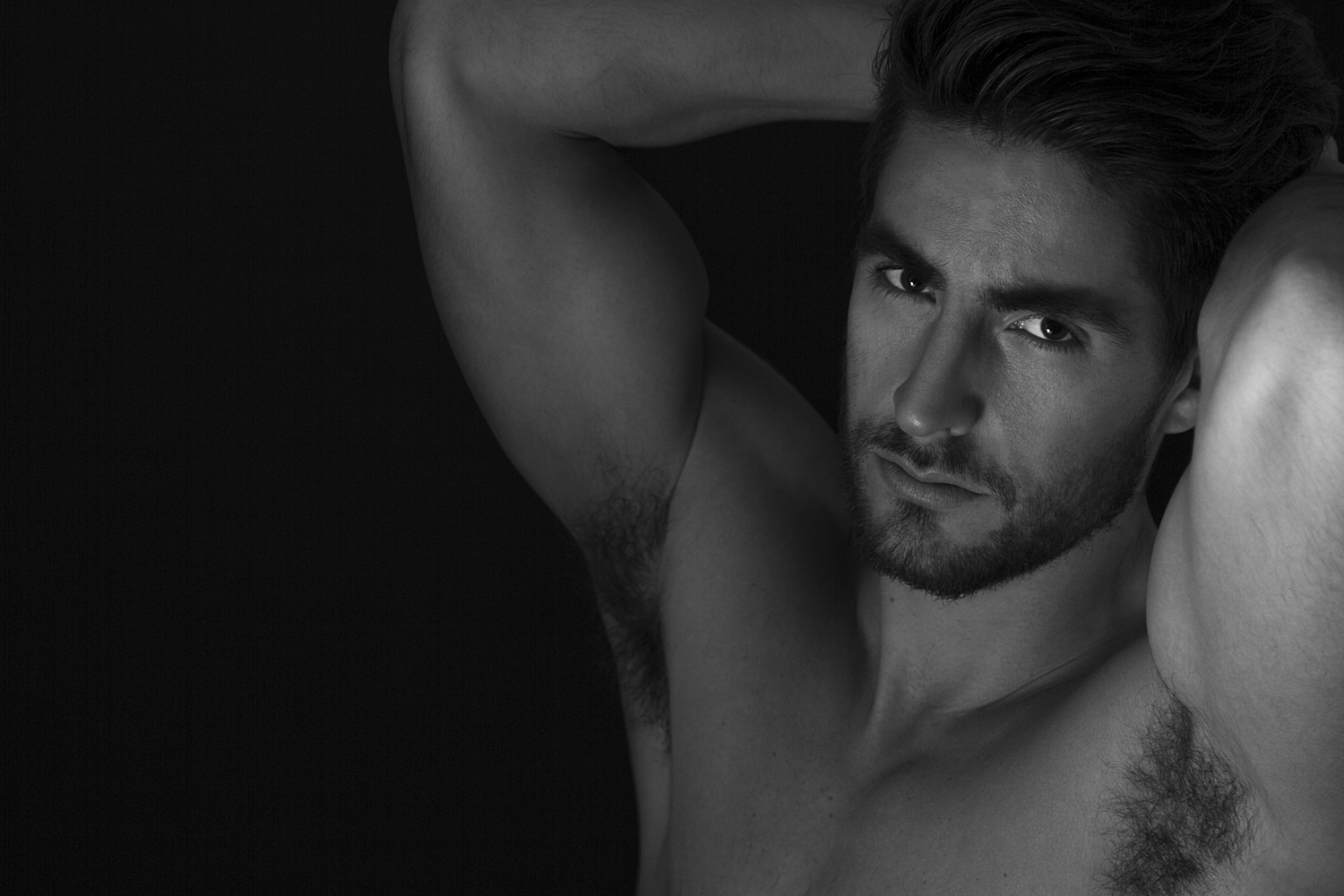 New model to present al over the world, meet Juan José Letnic shot by René de la Cruz.