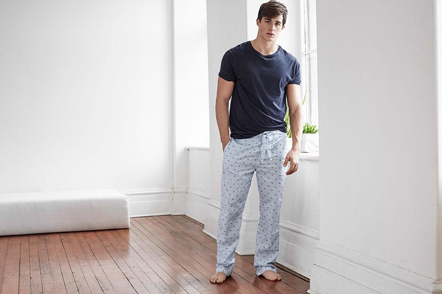 Pietro Boselli for Simons Loungewear  (5)