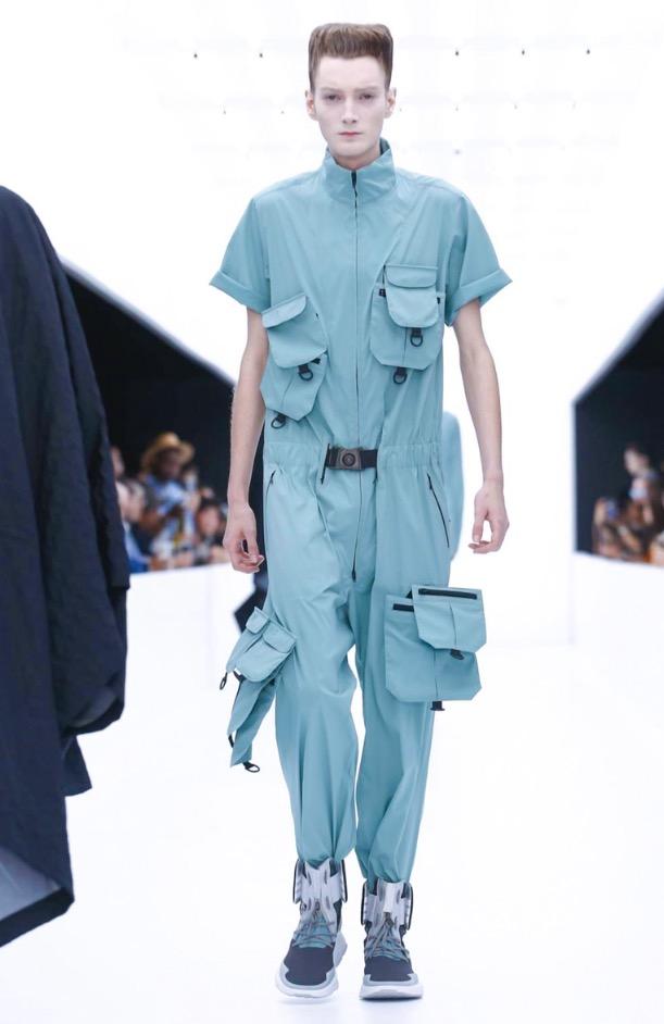 963e33ec0 Y-3 Spring Summer 2017 Paris - Fashionably Male