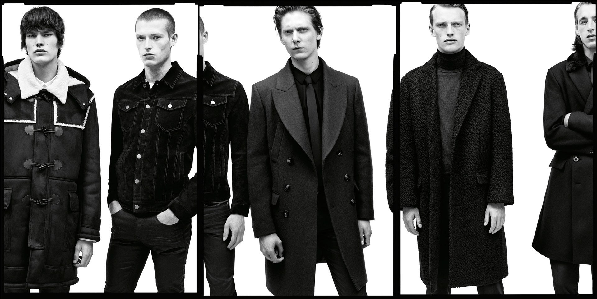 ZARA is coming back with great ads on Autumn/Winter 2016 Campaign shooting by master Willy Vanderperre some of the models are Julius Gerhardt and Victor Nylander.