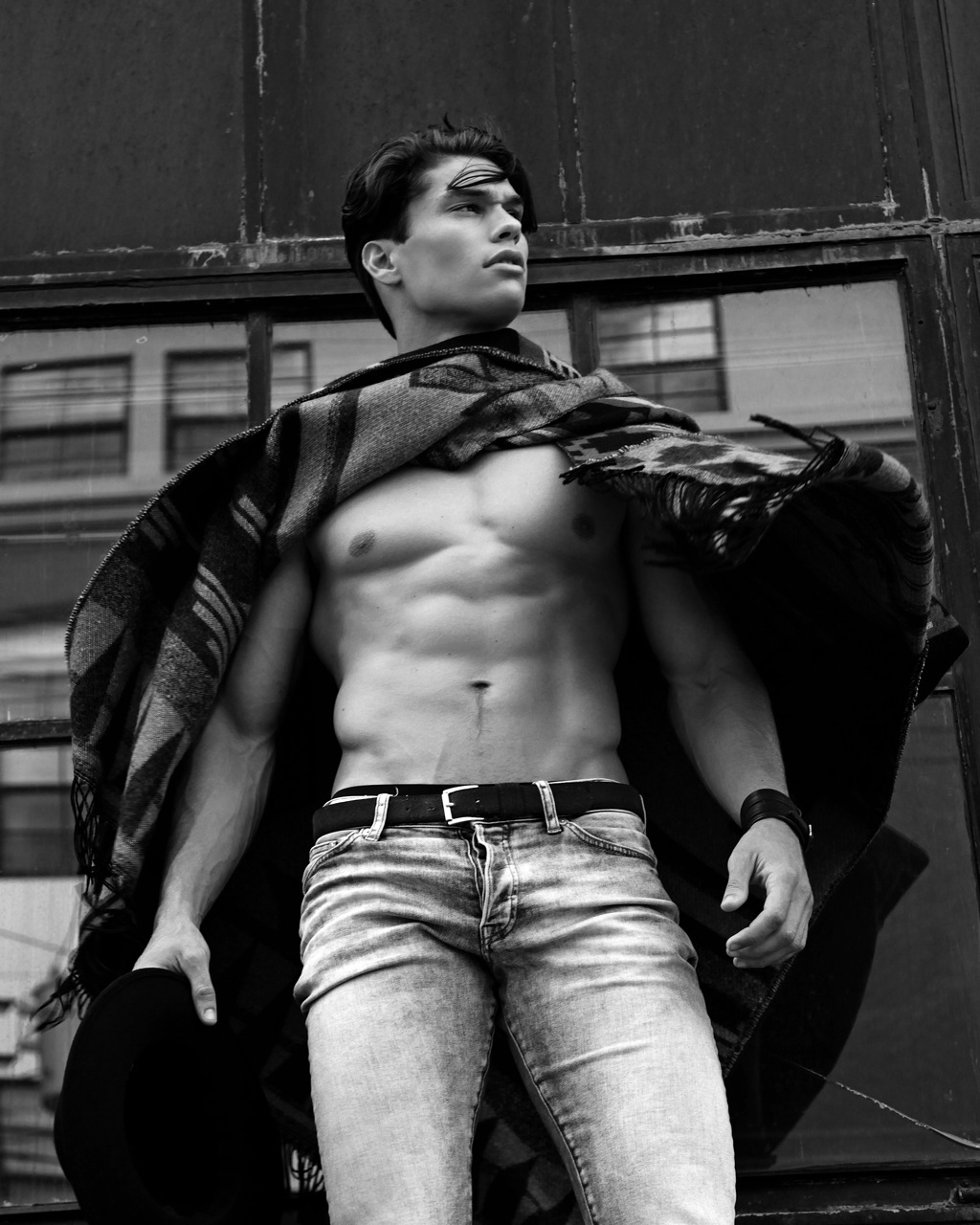 Bright, Bubbly… And Southern Fried Sexy Model Patrick Clayton /PnV Exclusive Interview
