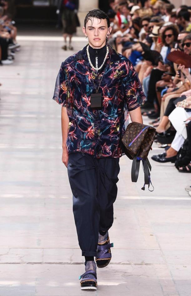 cb88c293fed6 Louis Vuitton Spring Summer 2018 Paris - Fashionably Male