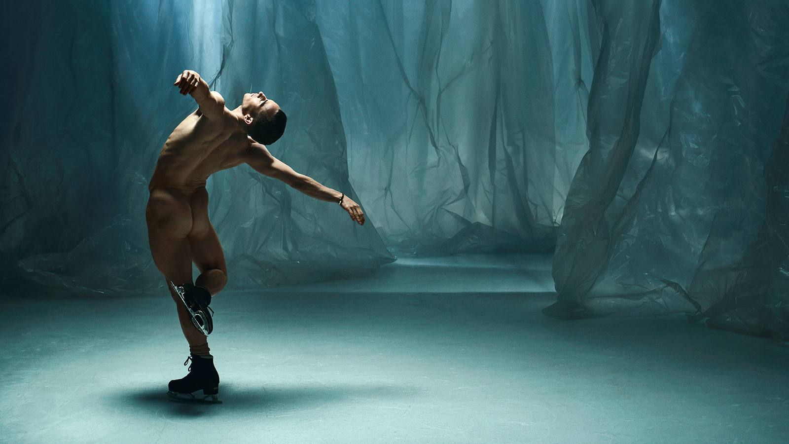 Adam Rippon for ESPN Body Issue 10