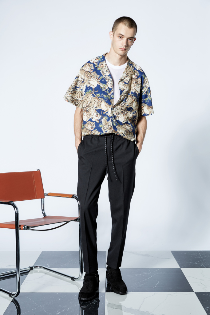 8109f9b8f2 The Kooples Spring/Summer 2019 Paris - Fashionably Male