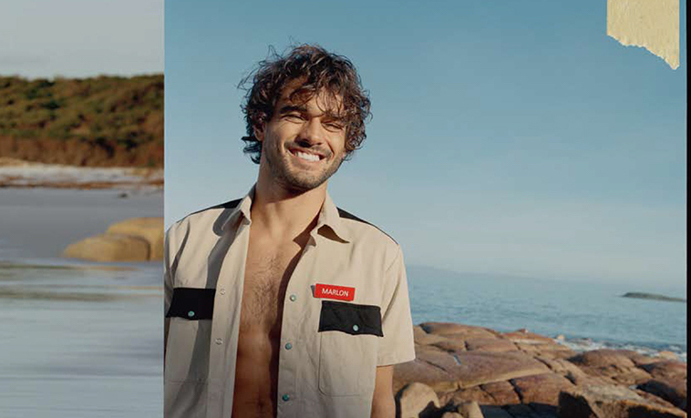 Marlon Teixeira Takes Over GQ Australia August 2018
