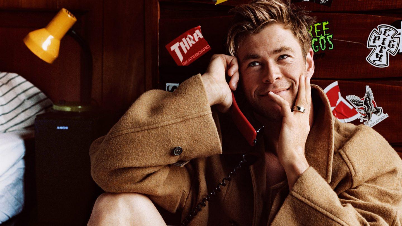 Chris Hemsworth for GQ US September 2018 Issue
