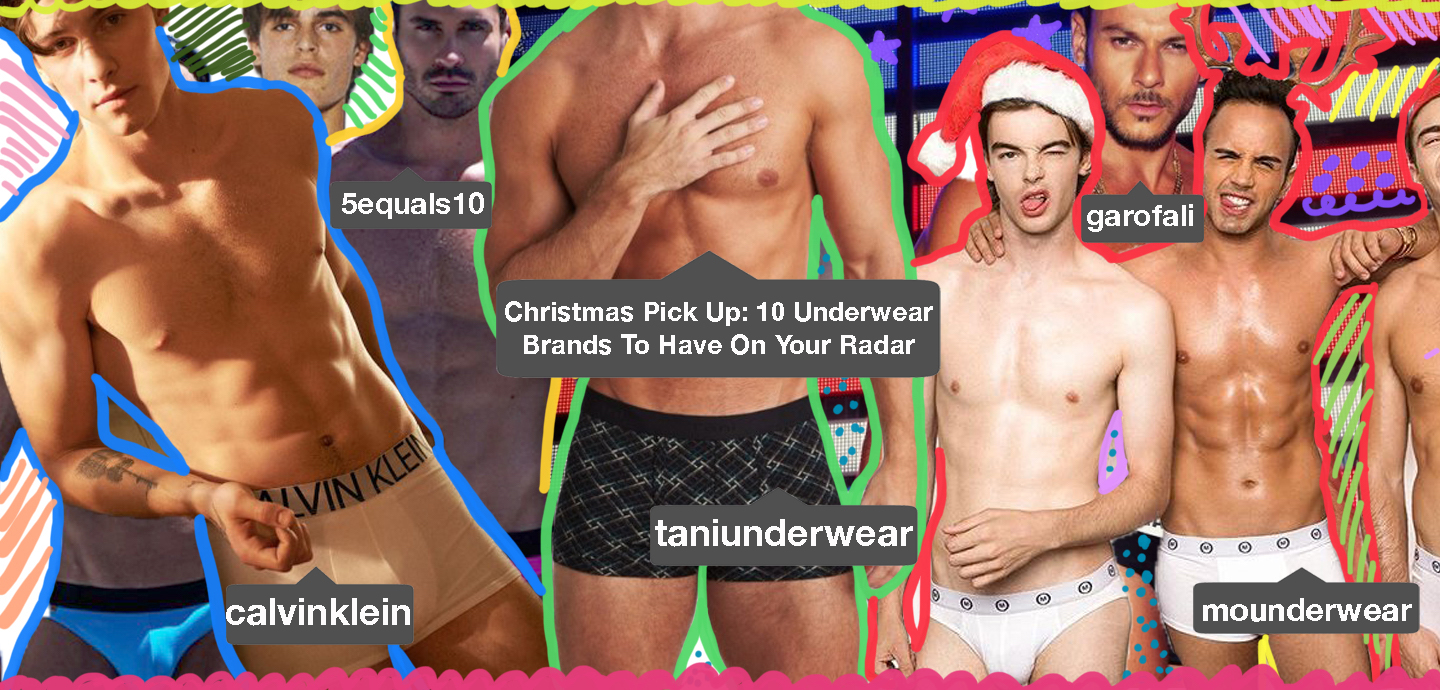 Best Underwear in 2019 by Fashionably Male