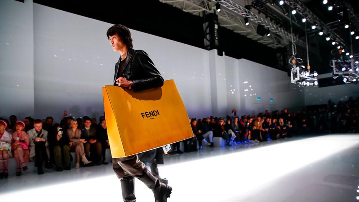Fendi Menswear Fall Winter 2020 Milan cover