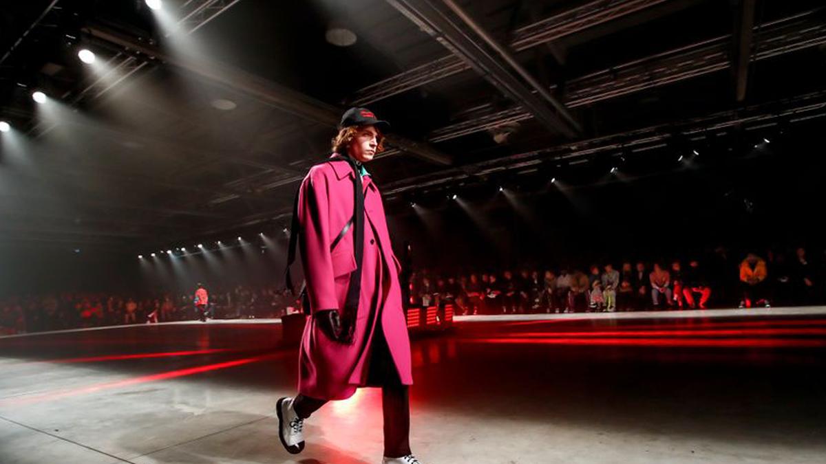 MSGM Menswear Fall Winter 2020 Milan cover