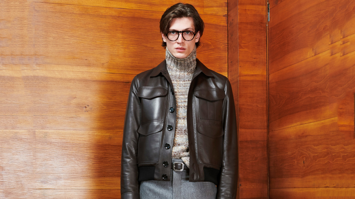 Tod's Menswear Fall Winter 2020 Milan cover