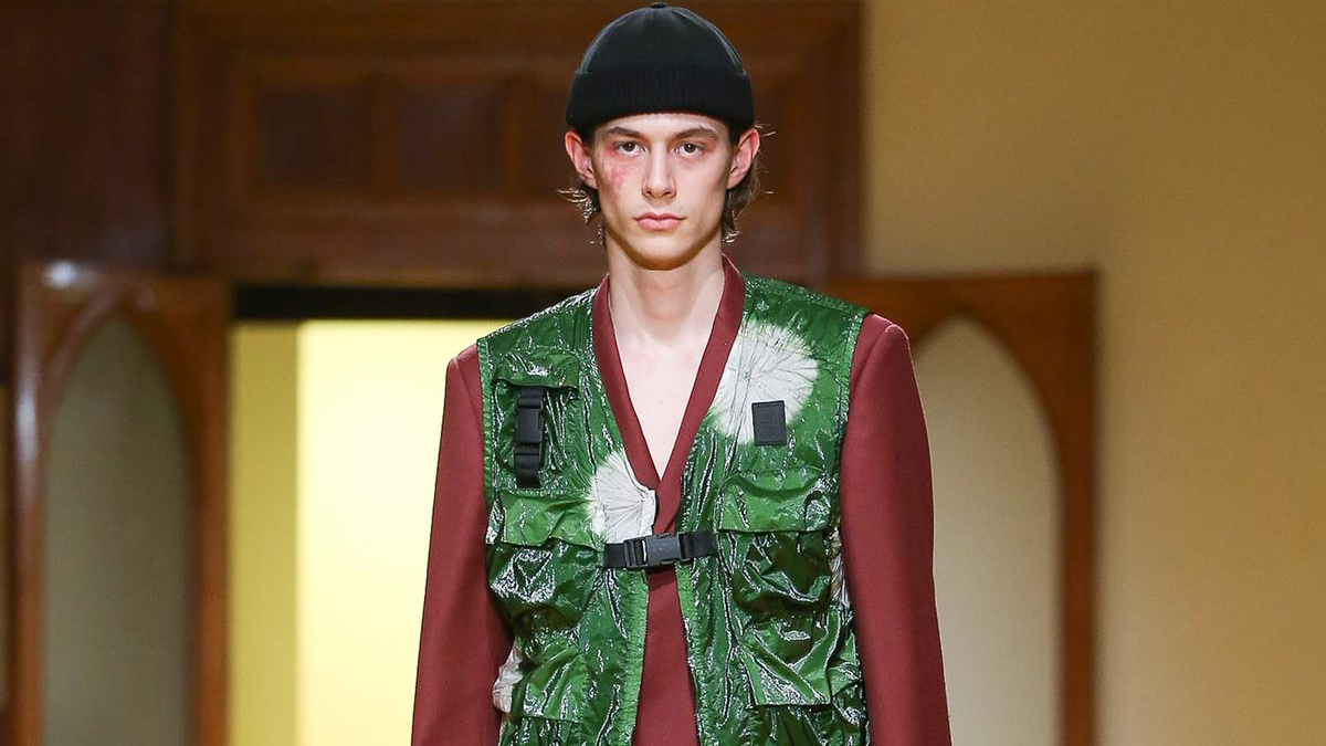 Frankie Morello Milano Ready To Wear Fall Winter 2020 Milan