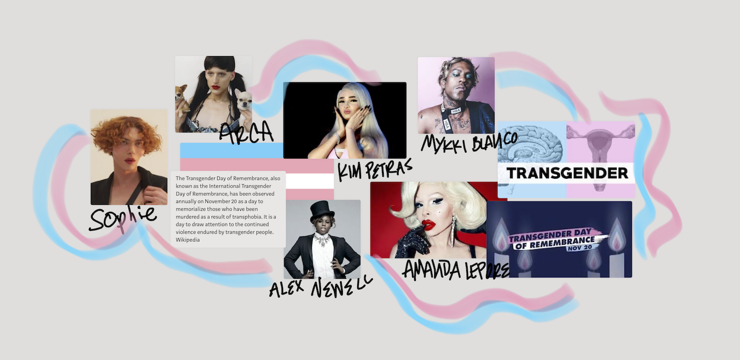 To Commemorate Transgender Day of Remembrance 2020 - Let's Support this Musicians cover