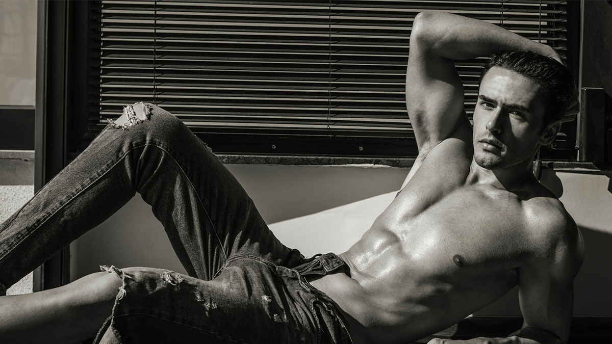 Stevan Miladinović by Serge Lee #NothingButJeans