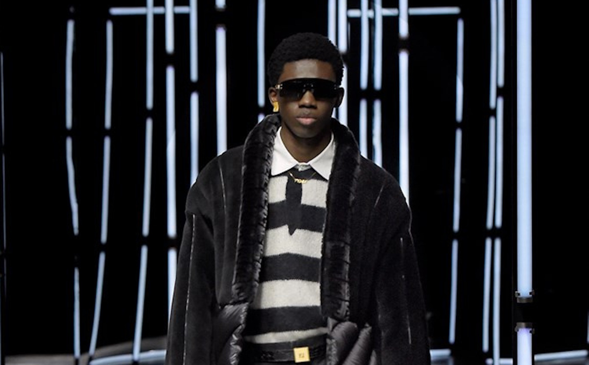 Fendi Menswear Fall 2021 Milan cover