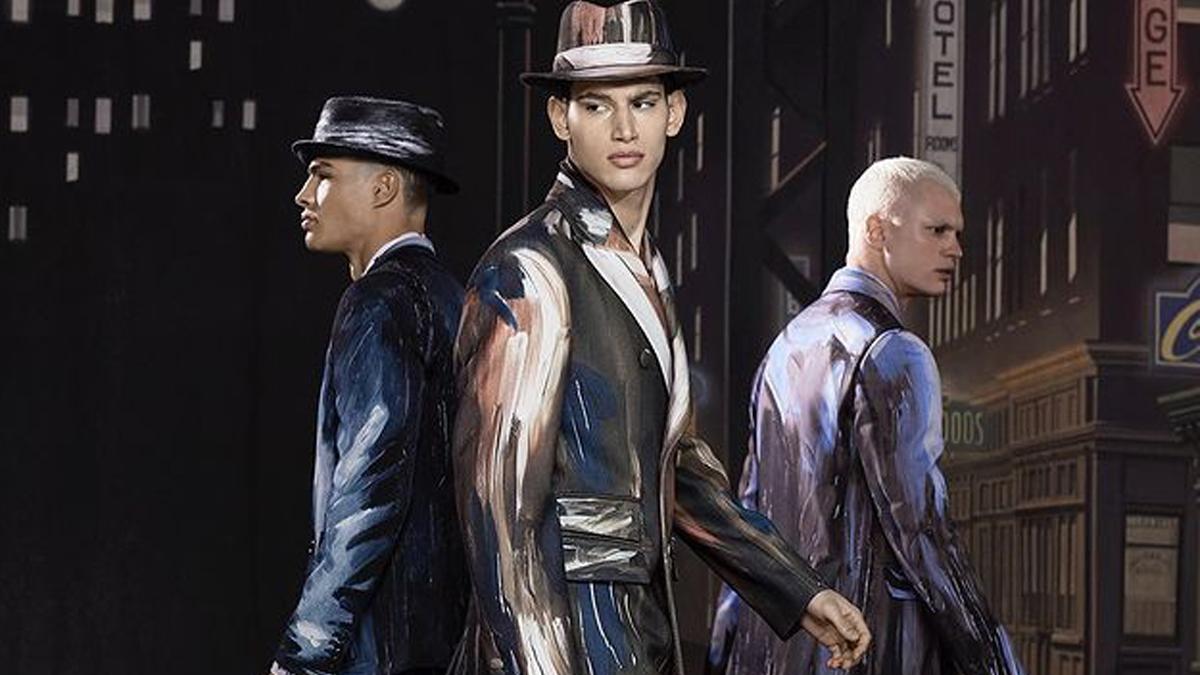 Moschino Menswear Fall 2021 Milan cover