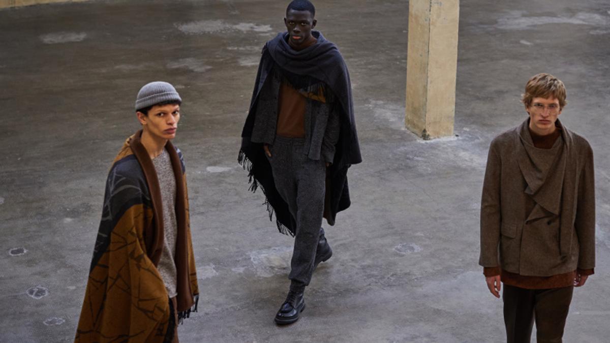 Z Zegna Menswear Fall 2021 Milan cover
