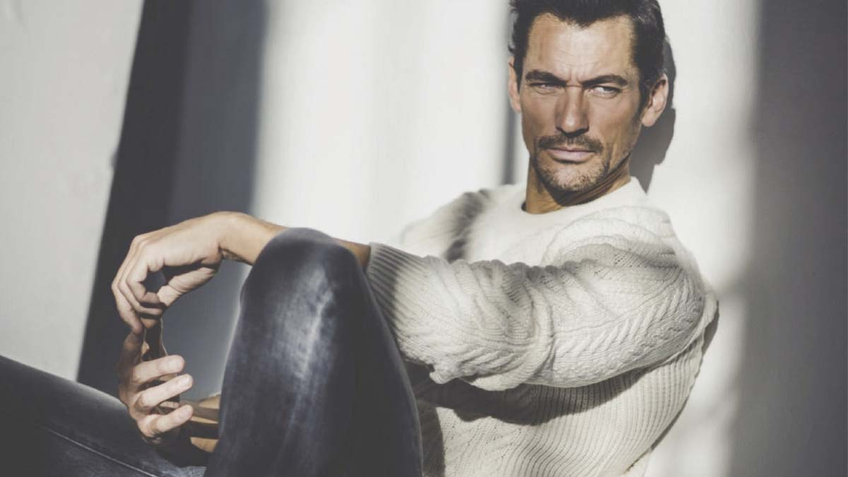 David Gandy Turns40 cover