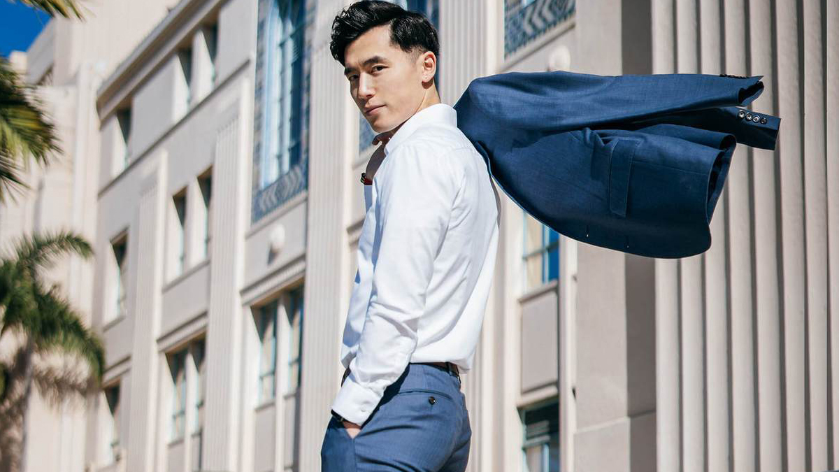 Effective Ways That Will Help Men Dress Better Without Splurging Too Much cover