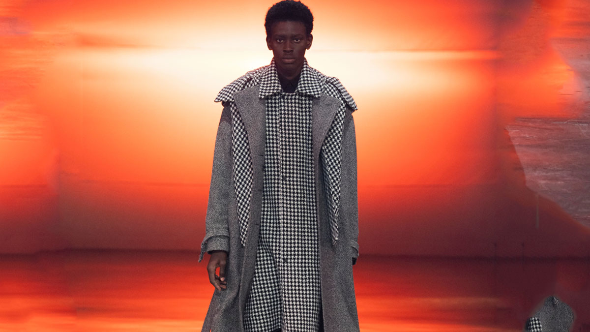 Qasimi Mens Fall 2021 London cover