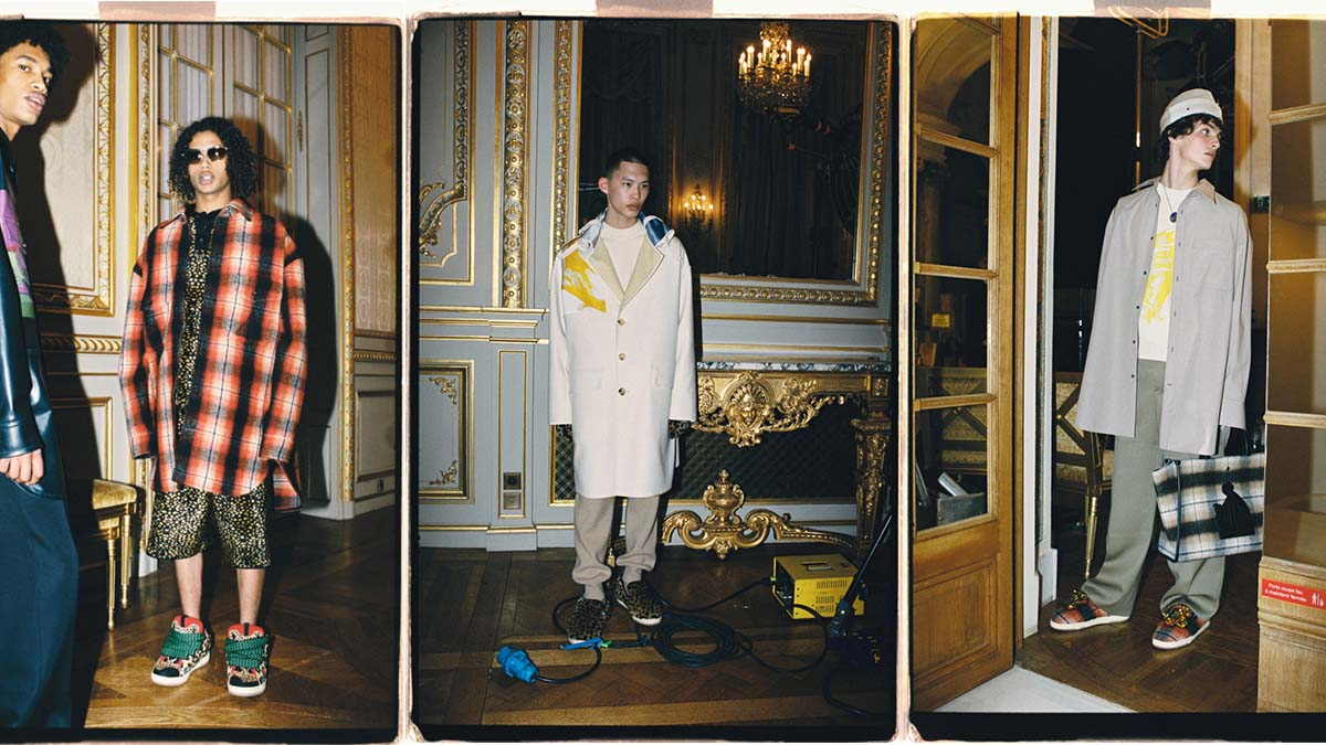 Lanvin RTW Fall 2021 Paris cover